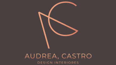 Audrea Castro Designer de Interiores Branding, Logotipo, Identidade Visual