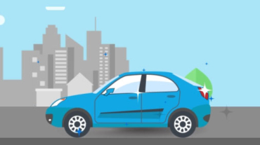 Painel de Led, DOOH, Digital Signage Posto de Gasolina Rede Bom Petro